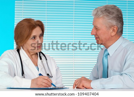 Valorous doctors willing to provide advice patients in his study