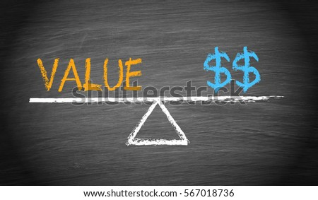 Value and Money Balance Concept