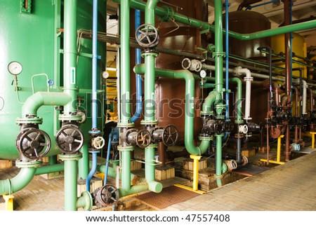 valve room