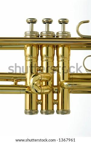 Valves of trumpet