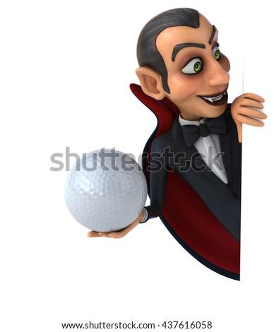 Stock Photo Vampire