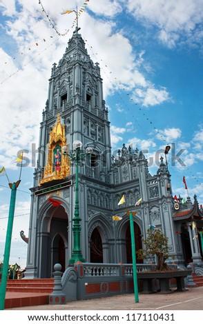 Amazing Church Van #1: Stock-photo-van-ly-church-in-hai-hau-district-nam-dinh-province-vietnam-117110431.jpg
