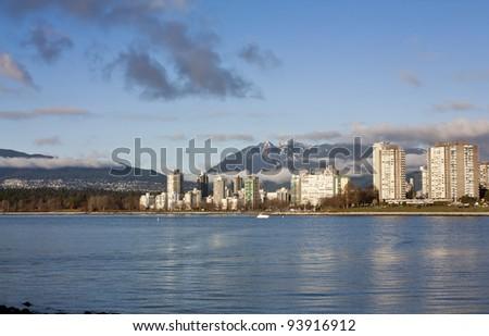 Vancouver - stock photo