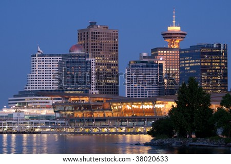 Vancouver Central Business District