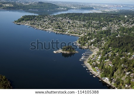 Vancouver - Deep Cove, Salmon Arm and Belcarra