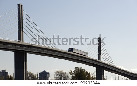 Vancouver - new SkyTrain line  (Canada Line) to Richmond