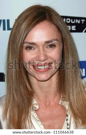 """Vanessa Angel at the premiere of """"Into the Wild"""". Directors Guild Of America, Los Angeles, CA. 09-18-07"""