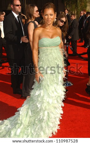 Vanessa Williams arriving at the 59th Annual Primetime Emmy Awards. The Shrine Auditorium, Los Angeles, CA. 09-16-07