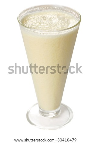 vanilla ice cream milk shake