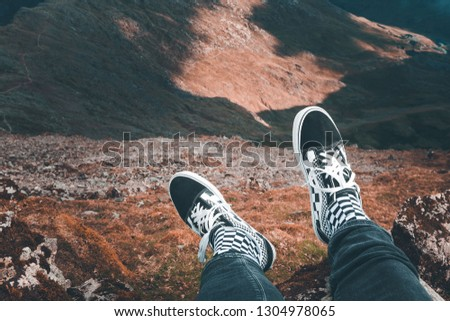 Vans Shoes in the Mountain #1304978065
