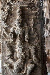 Varadharaja Perumal Temple or Hastagiri or Attiyuran is a Hindu temple dedicated to Lord Vishnu located in the holy city of Kanchipuram, Tamil Nadu, India. It is one of the Divya Desams, the 108 templ
