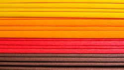 Varicolored crepe paper, abstract Background.