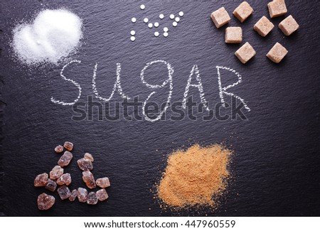 Variety of sugar sweetener