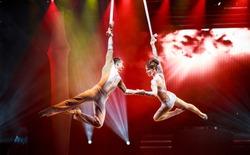 Variety show circus