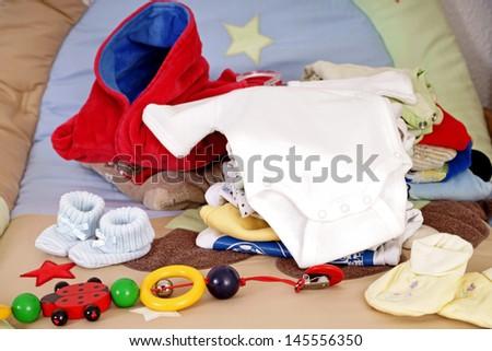 Various baby stuff / baby stuff