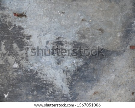 various backgrounds with gray and gray shades, ice with dead autumn leaves, textured horizontal stripes.