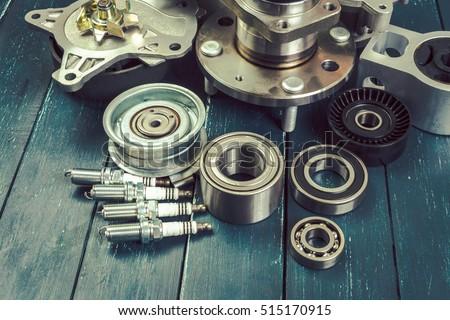 Various car parts #515170915