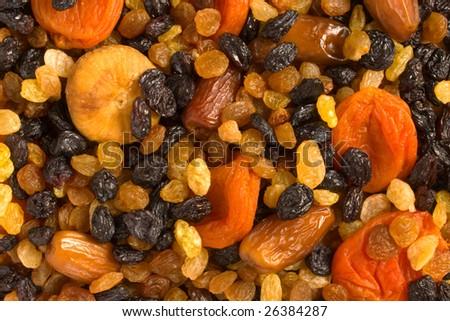 dates, raisins, figs)