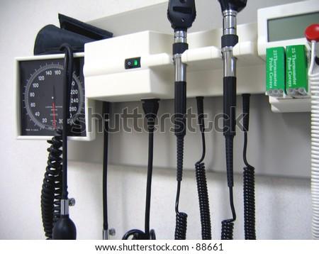 Various medical diagnostic tools