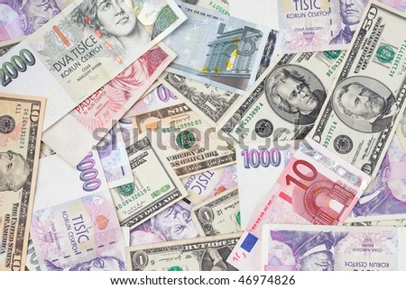 various money