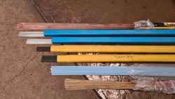 Various Welding Rods including Stainless Steel Filler Rods, Brazing, Bronze Rods, Mild Steel Tig Rods, Copper and flux Coated