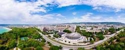 Varna, Bulgaria. Popular summer resort near Varna, Bulgaria!