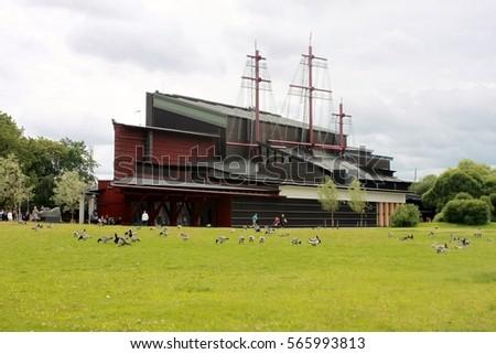 Photo of  Vasa Maritime Museum, Stockholm, Sweden