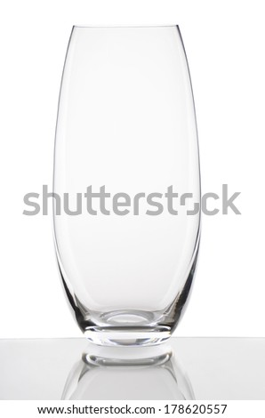 vase for flowers empty #178620557