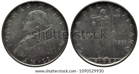 vatican city coin 100 one...