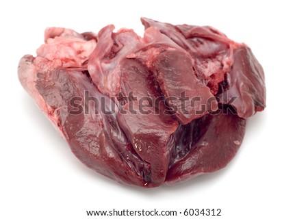 veal heart macro