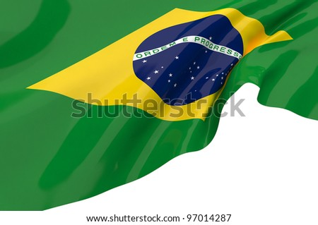 Vector Flags of Brazil