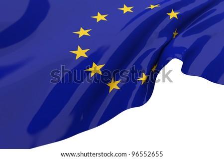 Vector Flags of  EU