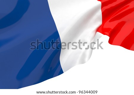 Vector Flags of France