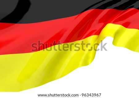 Vector Flags of Germany