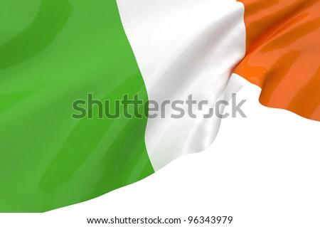 Vector Flags of Ireland