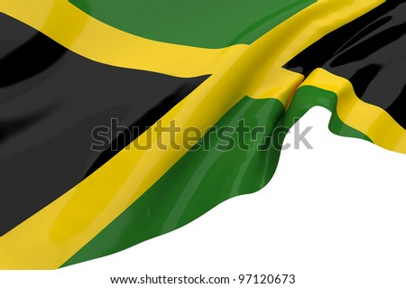 Vector Flags of Jamaica