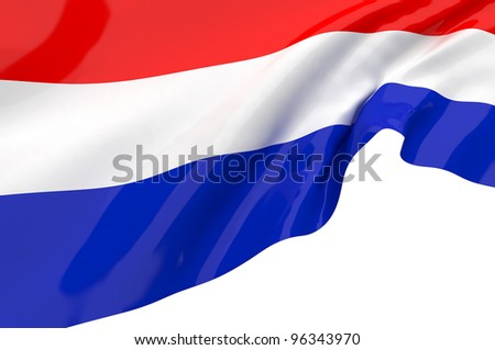 Vector Flags of Netherlands