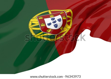Vector Flags of Portugal