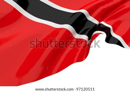 Vector Flags of Trinidad and Tobago