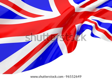 Vector Flags of United Kingdom