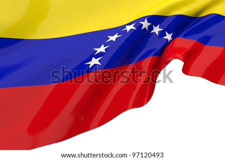 Vector Flags of Venezuela