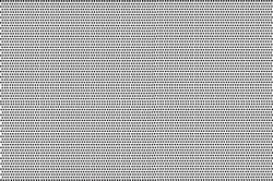 Vector halftone dots. Black dots on a white background