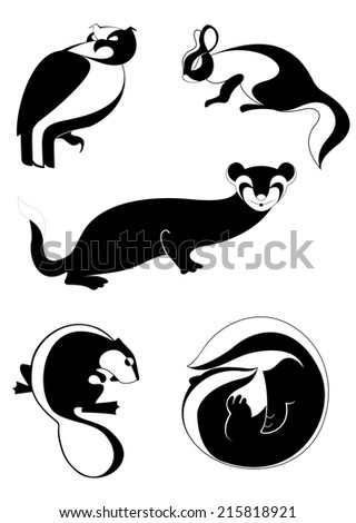 vector original art animal