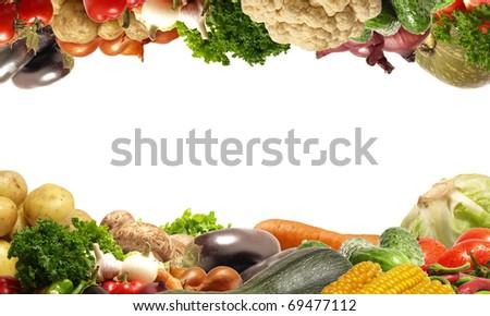 Vegetable - stock photo