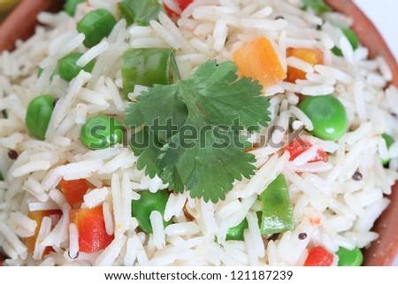 vegetable rice