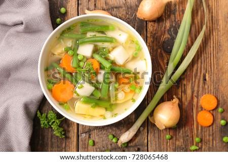 vegetable soup Сток-фото ©