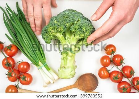 vegetables #399760552