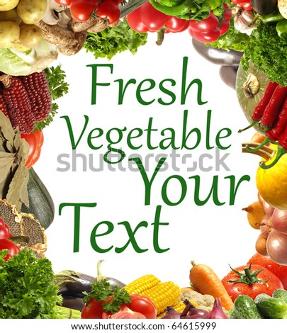 Vegetables for all tastes