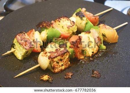 vegetarian dish #677782036