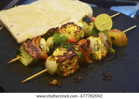 vegetarian dish #677782042